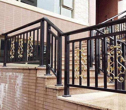 會昌樓梯鋁藝護欄